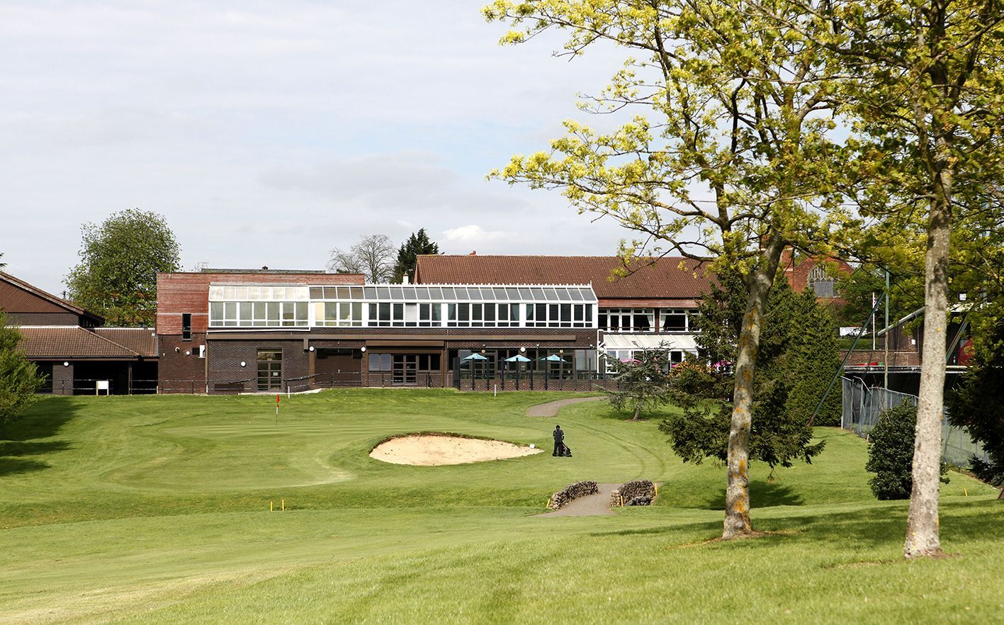 Bushey County Club. Picture: Hertsmere Borough Council