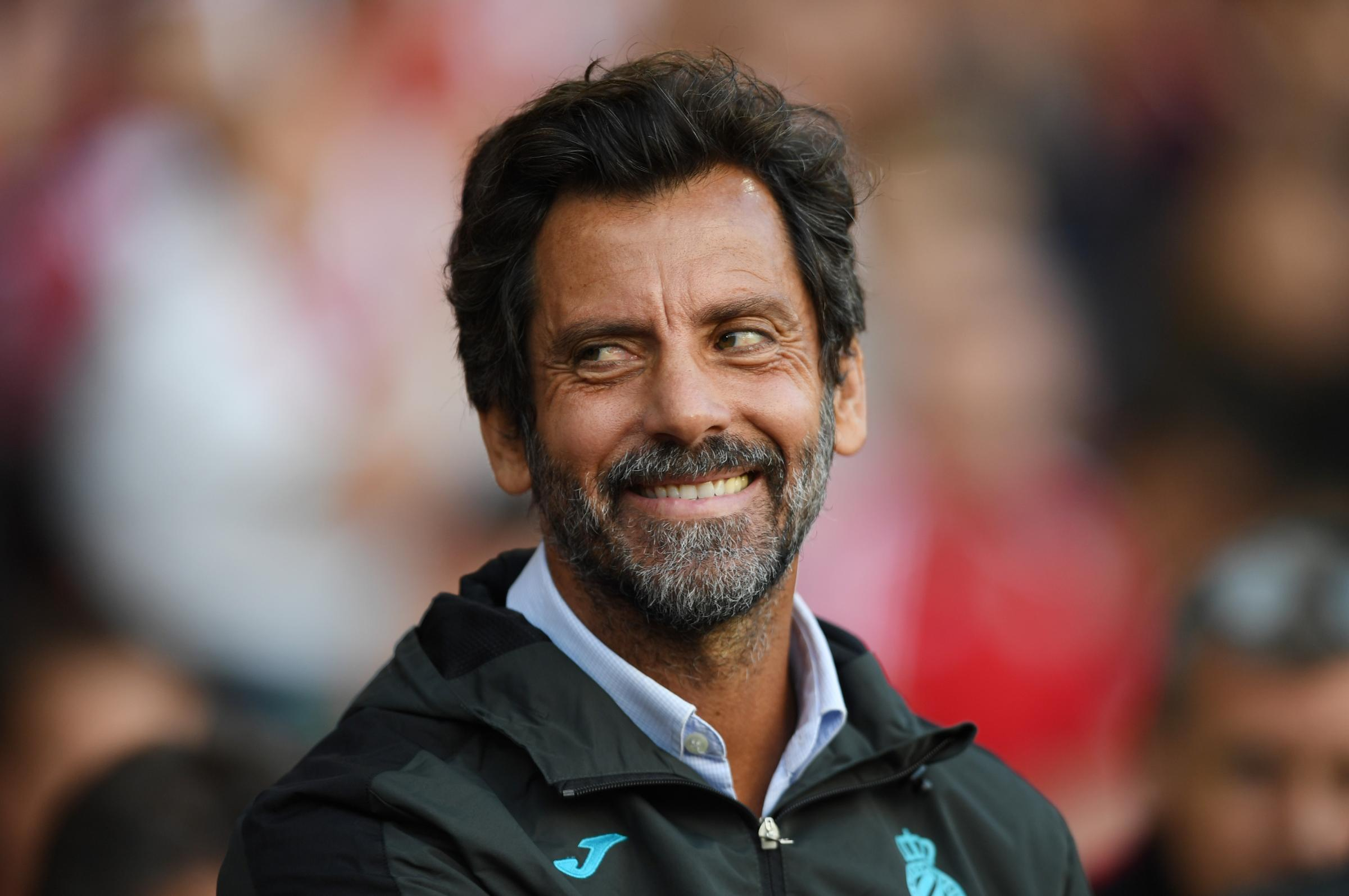 Quique Sanchez Flores is currently at Espanyol having spent a season with Watford. Picture: Action Images