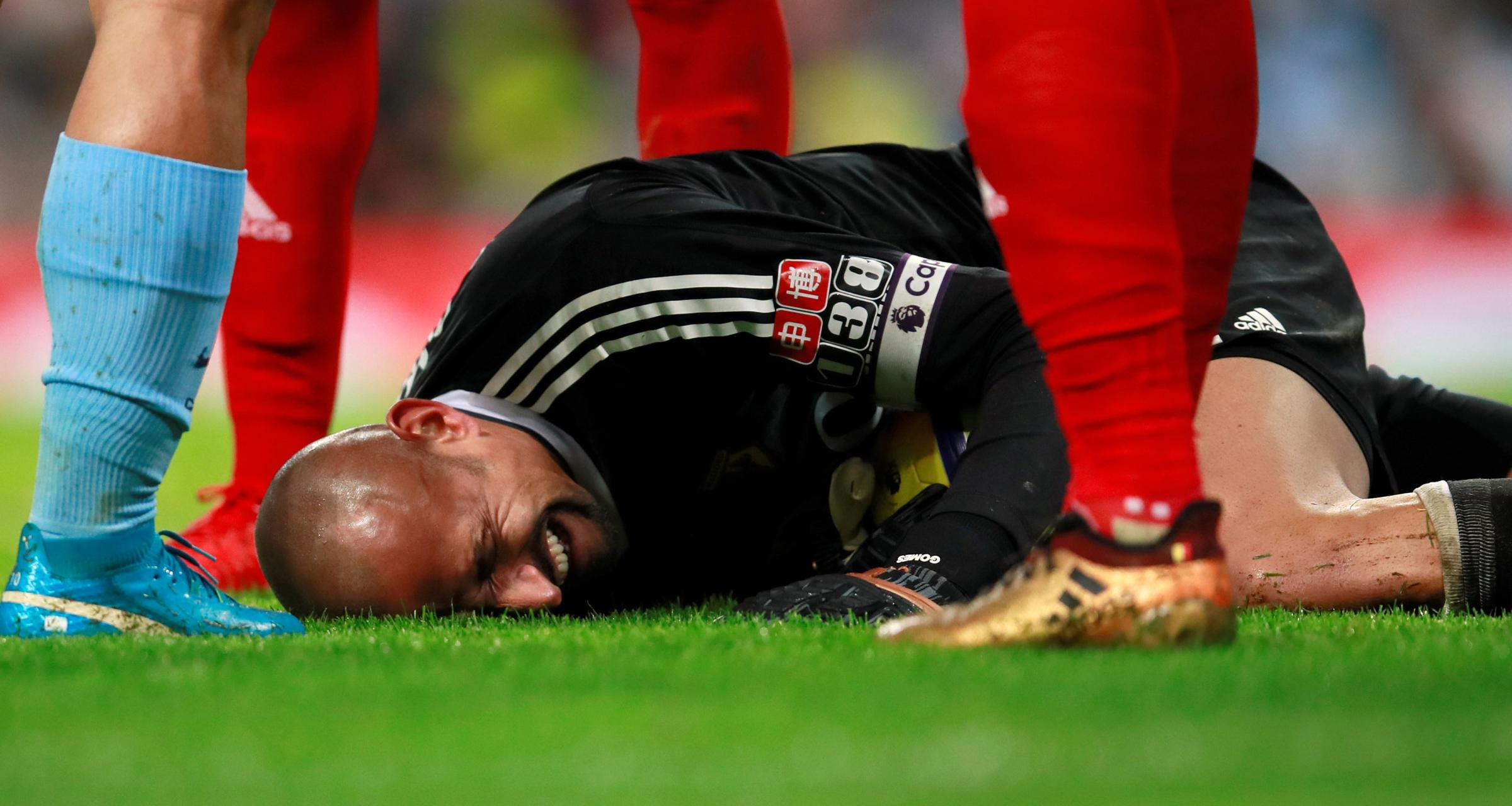 Watford have lost players to injury in almost every game this season. Picture: Action Images