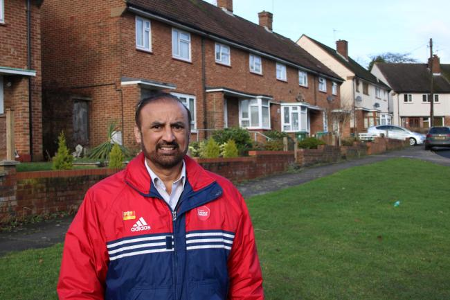 Jagtar Singh-Dhindsa, Labour candidate for Mayor of Watford