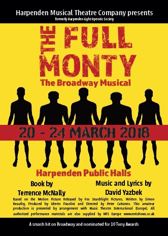 The Full Monty: The Broadway Musical