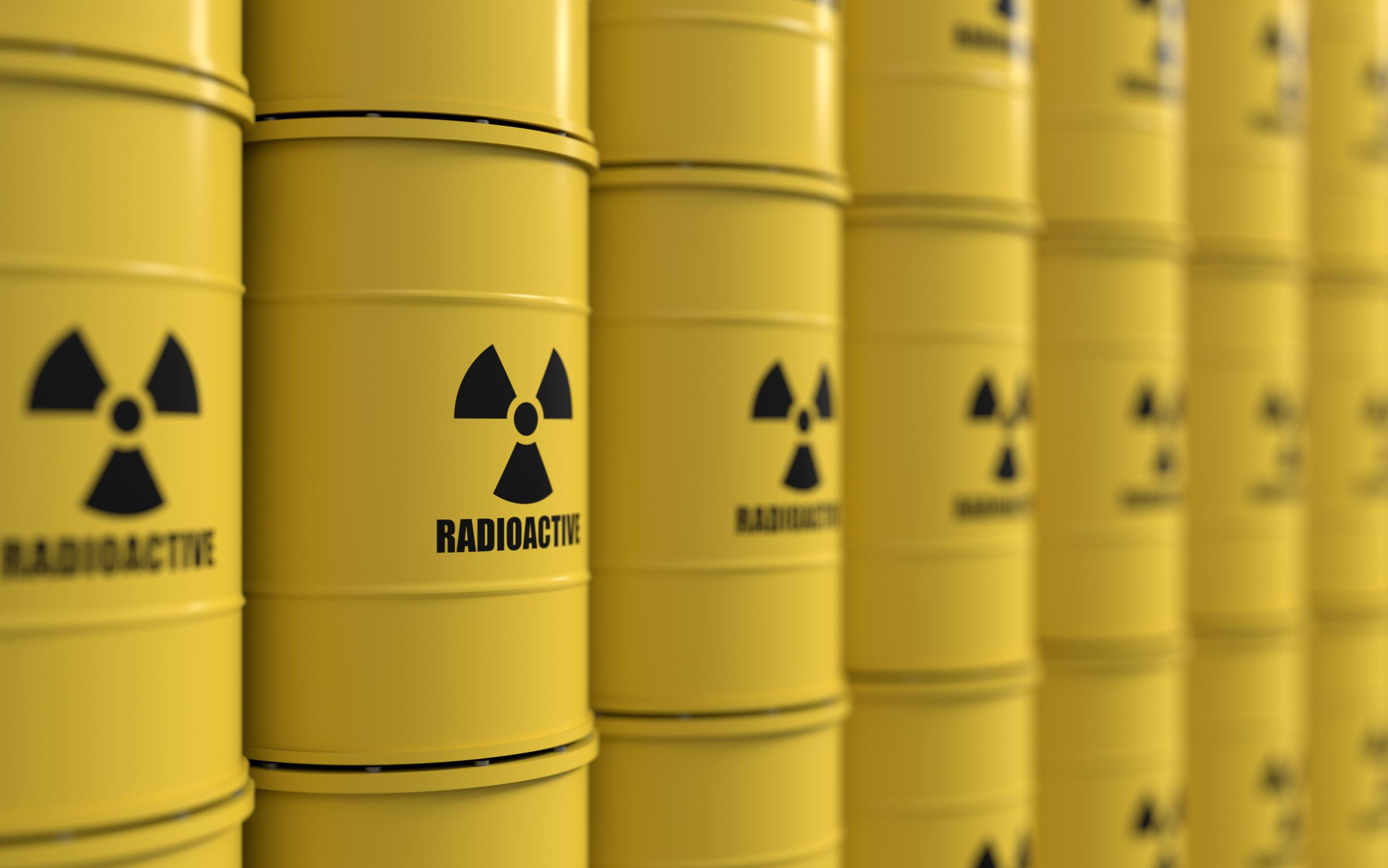 The Government is seeking people's views on a respository for radioactive waste