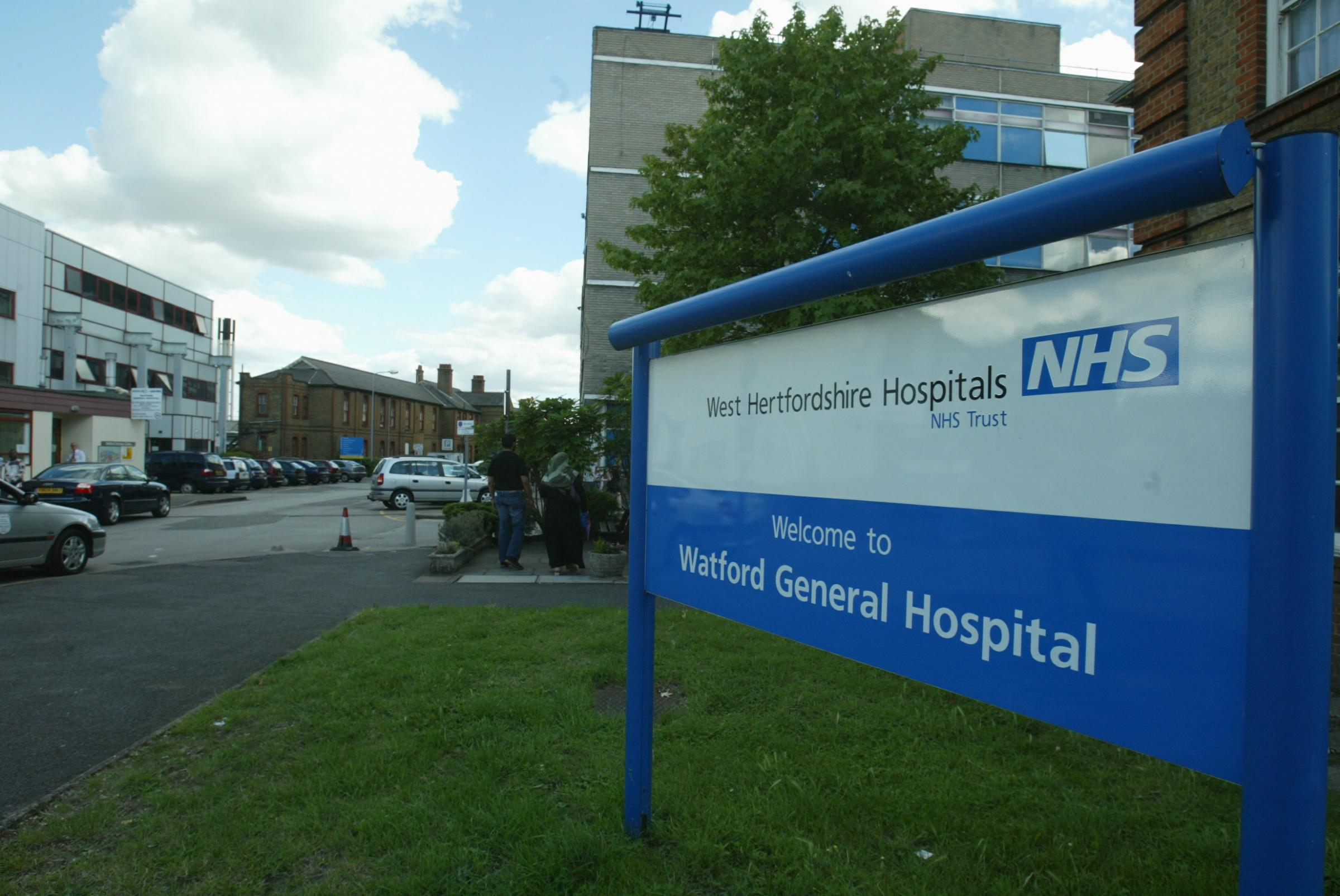 """Ridiculous"" to punish the West Herts Hospitals Trust for missed waiting times"