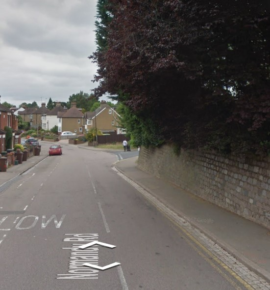 Image Street View of Normandy Road, St Albans