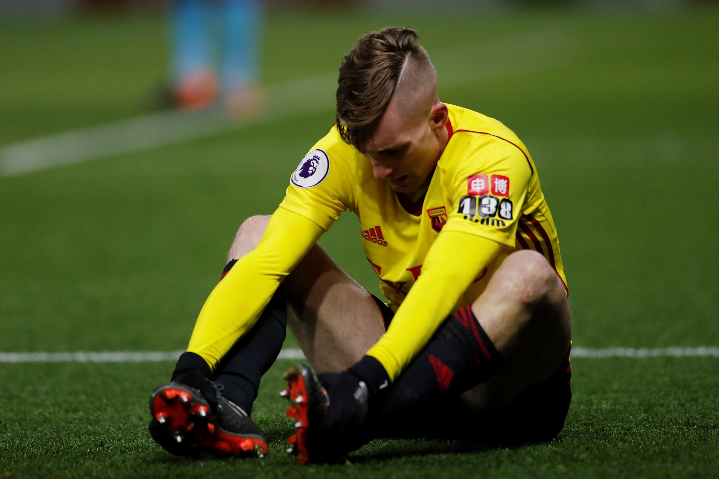 Gerard Deulofeu is yet to feature for Watford this season. Picture: Action Images