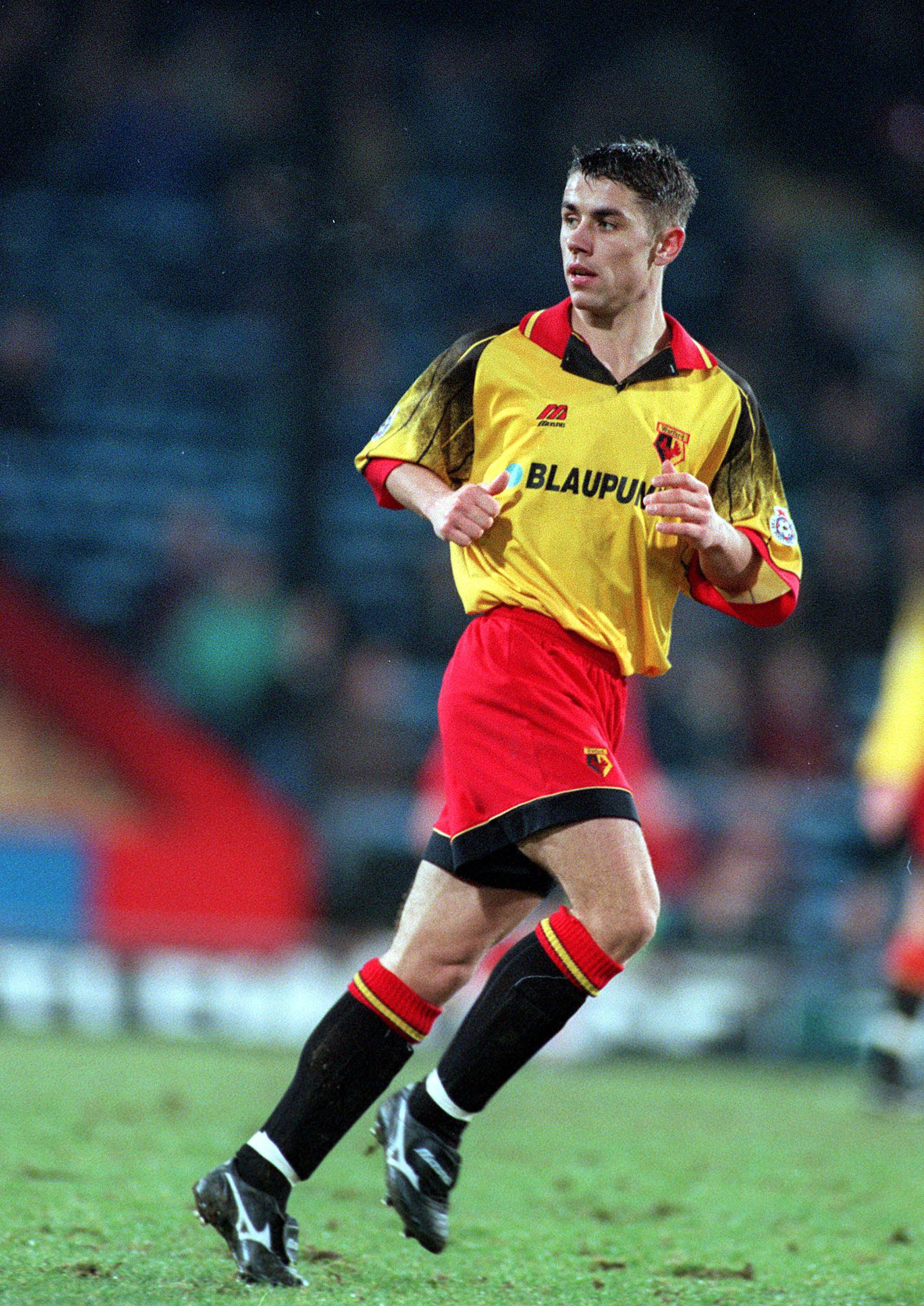 Graham Taylor Signed Mounted Photo Display Watford FC