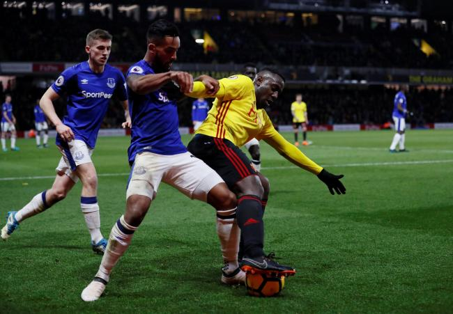 Stefano Okaka has made an impression since returning to the Watford squad. Picture: Action Images