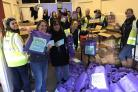 Small Acts of Kindness distribute thousands of gift bags to help older people feel less isolated