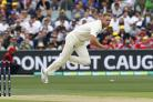 England's Stuart Broad was on form with the ball in Christchurch (Jason O'Brien/PA)