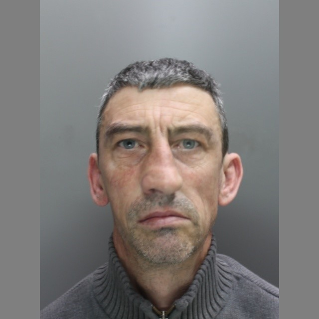 Graham East, pictured, is wanted by police