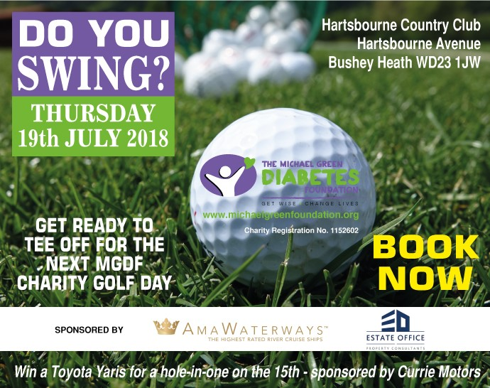 The Michael Green Diabetes Foundation Mixed Golf Day