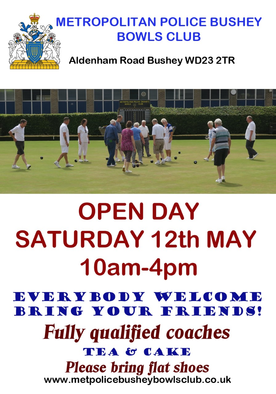 BOWLS Open Day