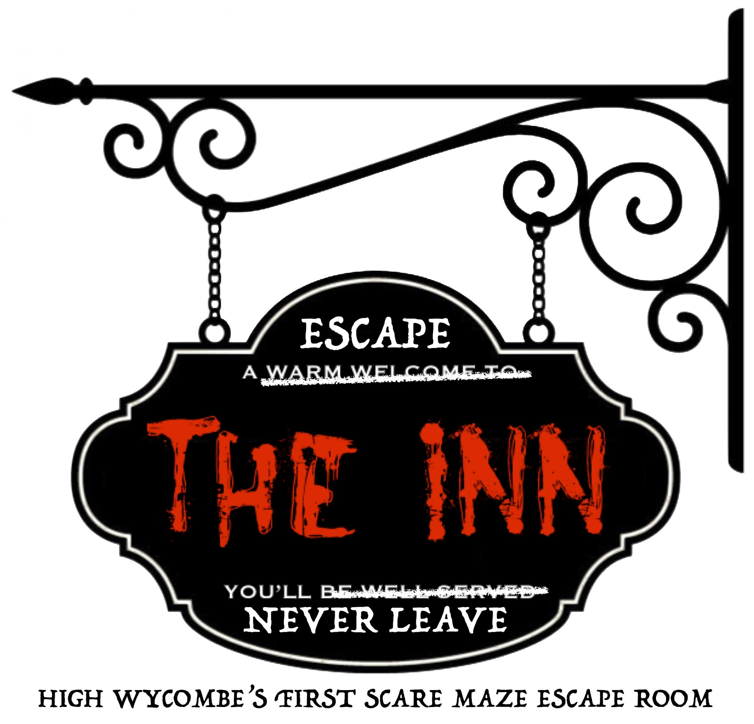 Escape 'The Inn' - LIVE ACTION SCARE ESCAPE ROOM