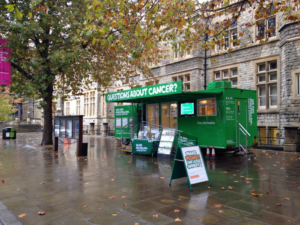 Macmillan Cancer Support Information Service in Pinner