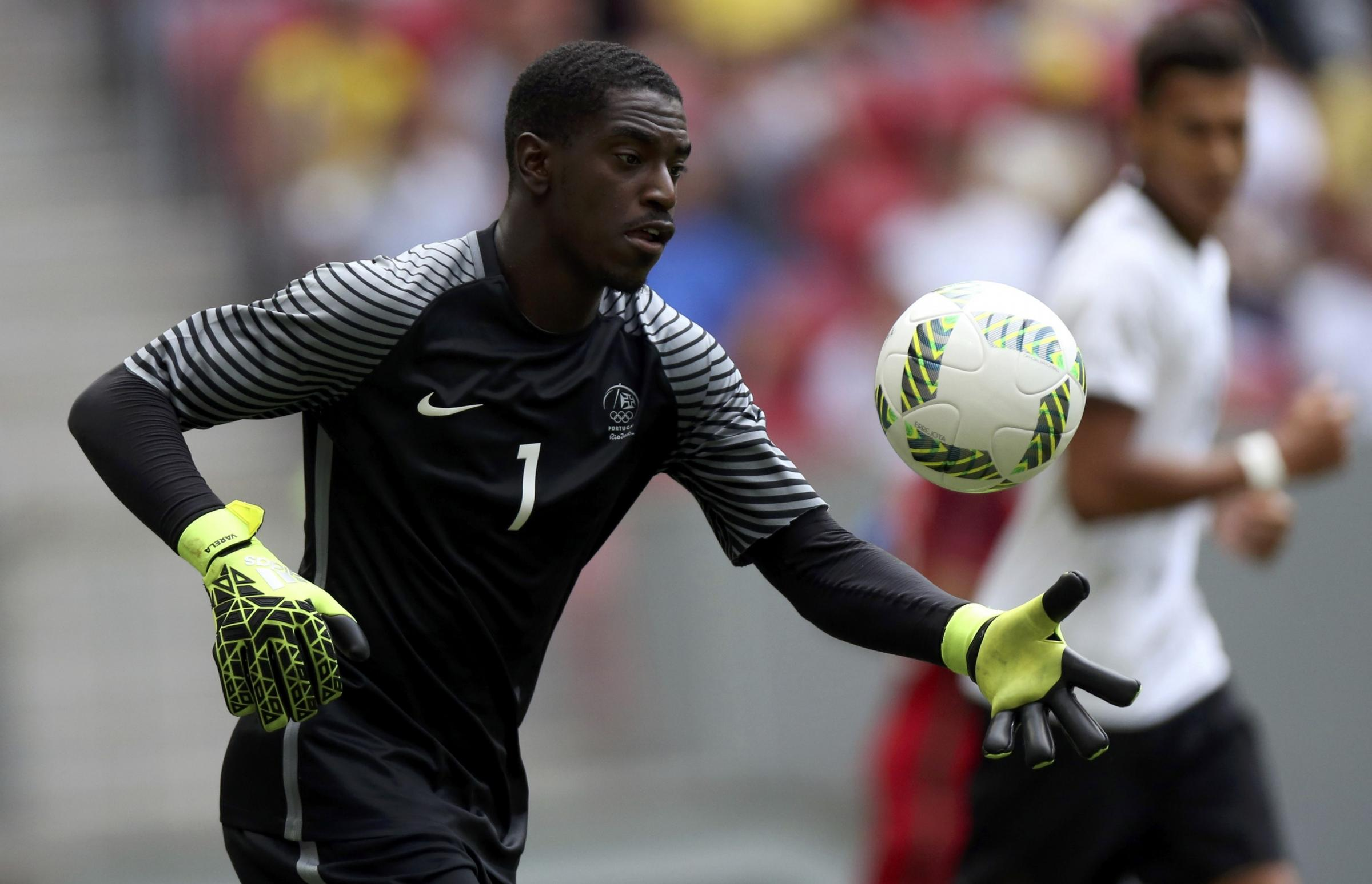 Benfica's Bruno Varela is the latest goalkeeper to be linked with Vicarage Road. Picture: Action Images