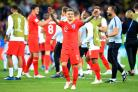 England's dramatic penalty shootout win at the Spartak Stadium was a rare success in the knockout stage of major championships.