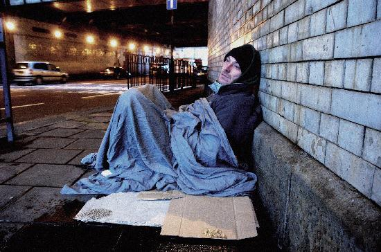 Watford Observer: Action group launched to help the homeless