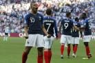 Kylian Mbappe showed his quality with two goals in France's World Cup win over Argentina.