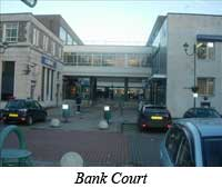 Watford Observer: Bank Court
