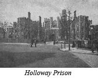 Watford Observer: Holloway Prison