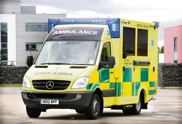 NHS transport failing to get terminally ill to and from hospital on time