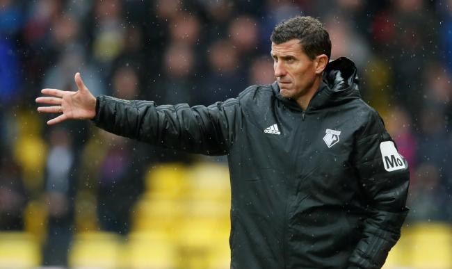 Javi Gracia believes the Hornets have shown 'good behaviour' in all their games this season. Picture: Action Images