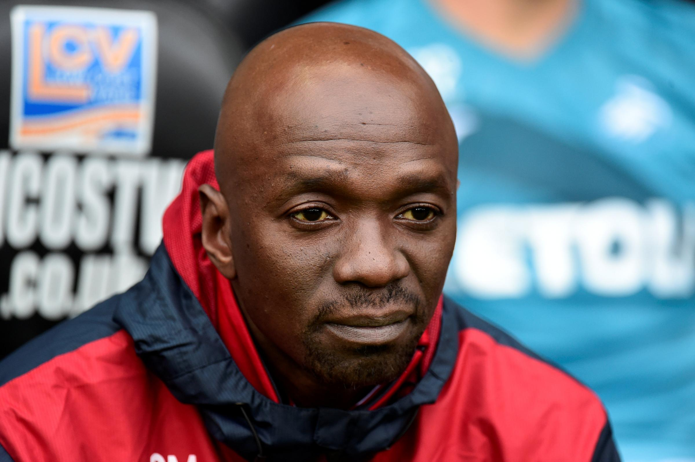 KAS Eupen are managed by Claude Makelele. Picture: Action Images