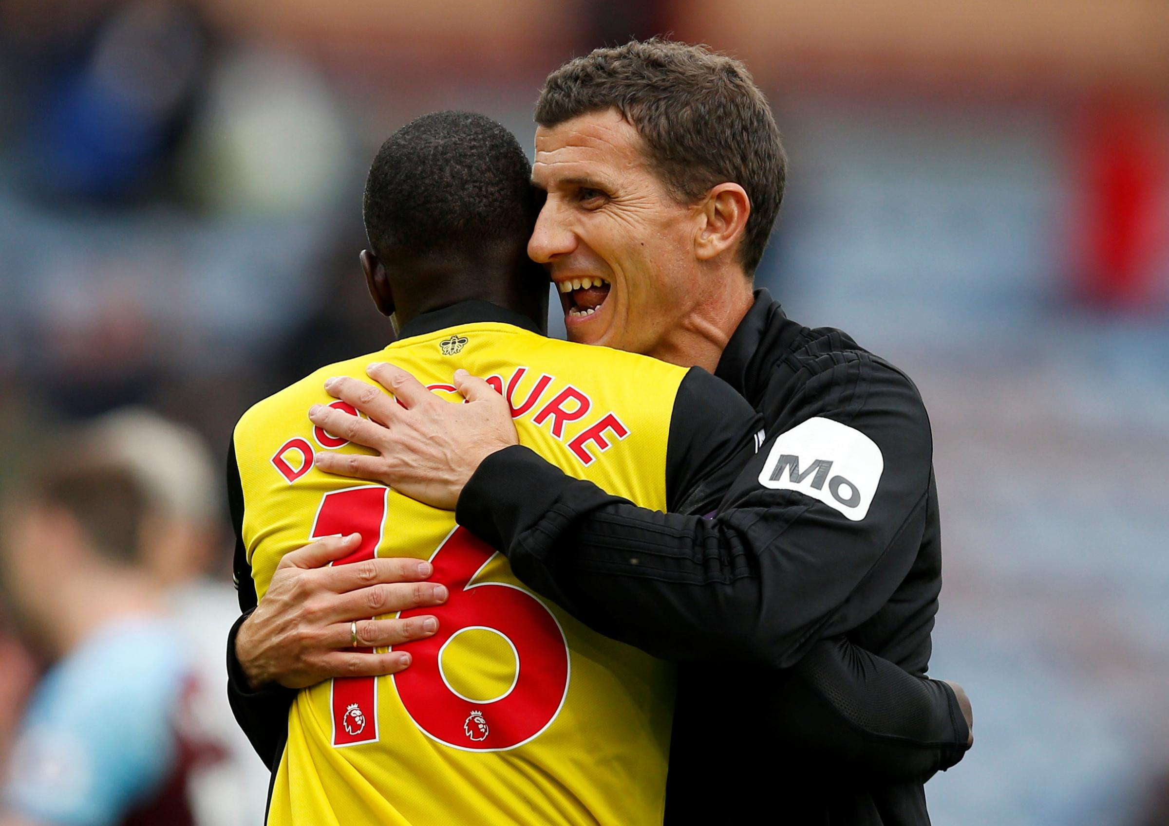 Javi Gracia has impressed since taking over at Watford in January. Picture: Action Images