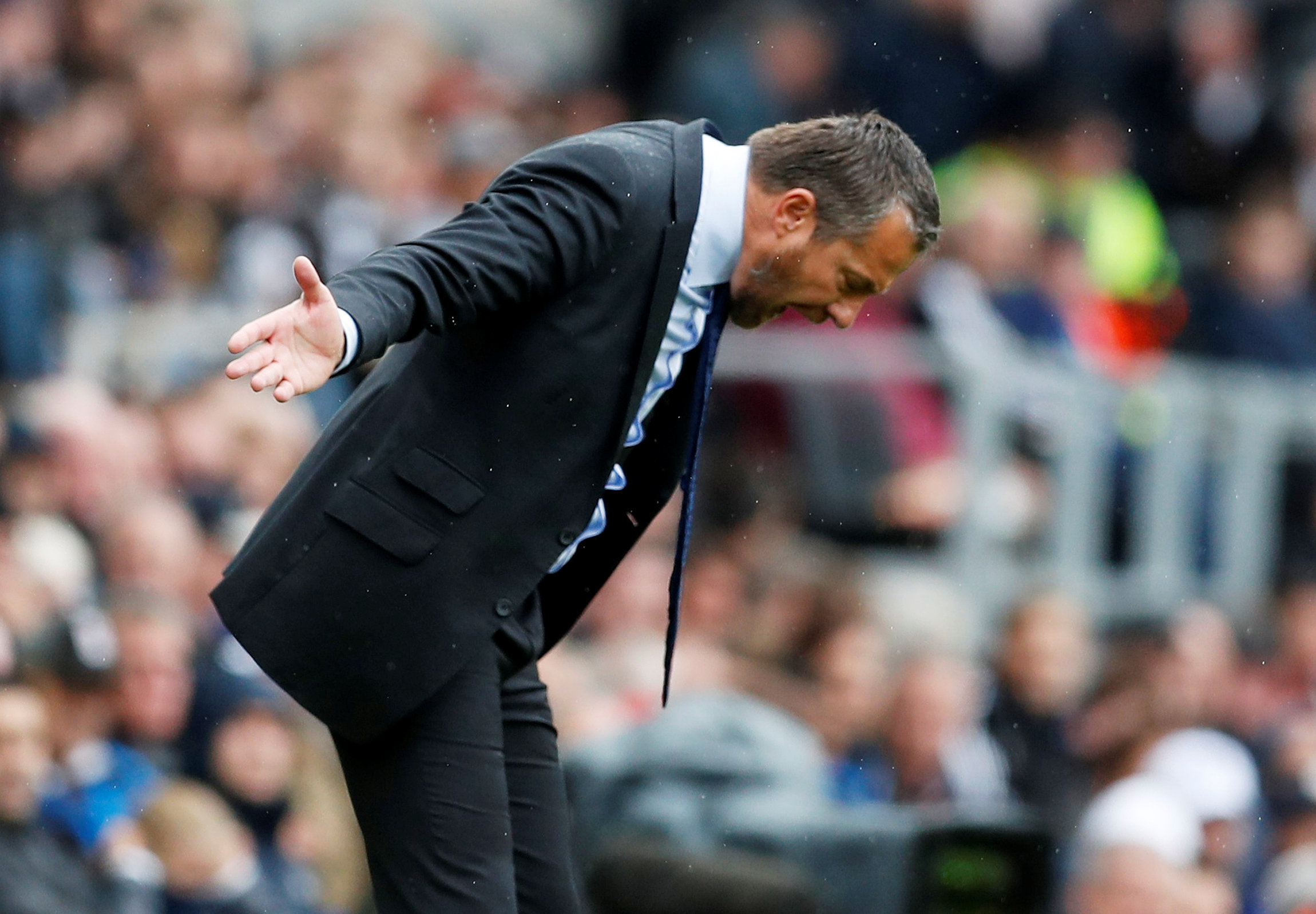 Slavisa Jokanovic faced Watford for the first time since leaving Vicarage Road. Picture: Action Images