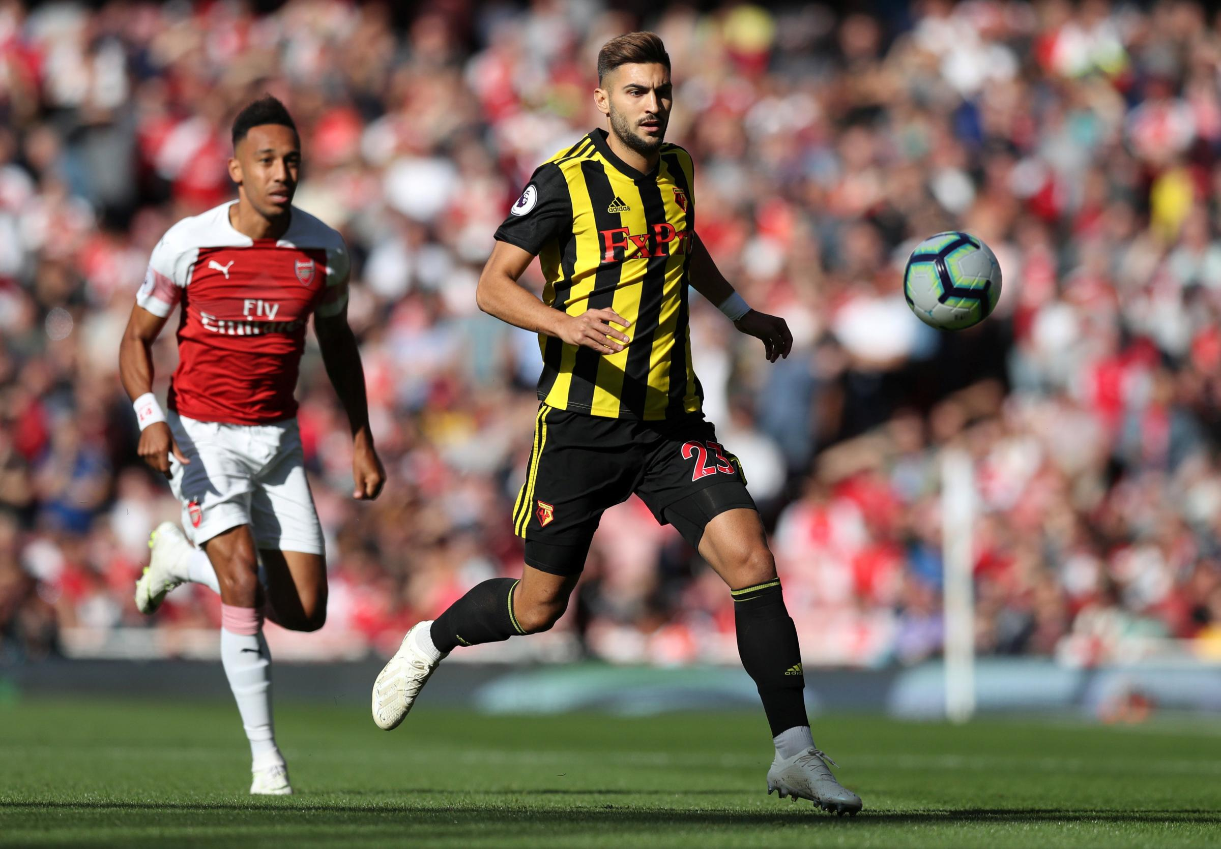 Marc Navarro is close to sealing loan switch from Watford to Leganes