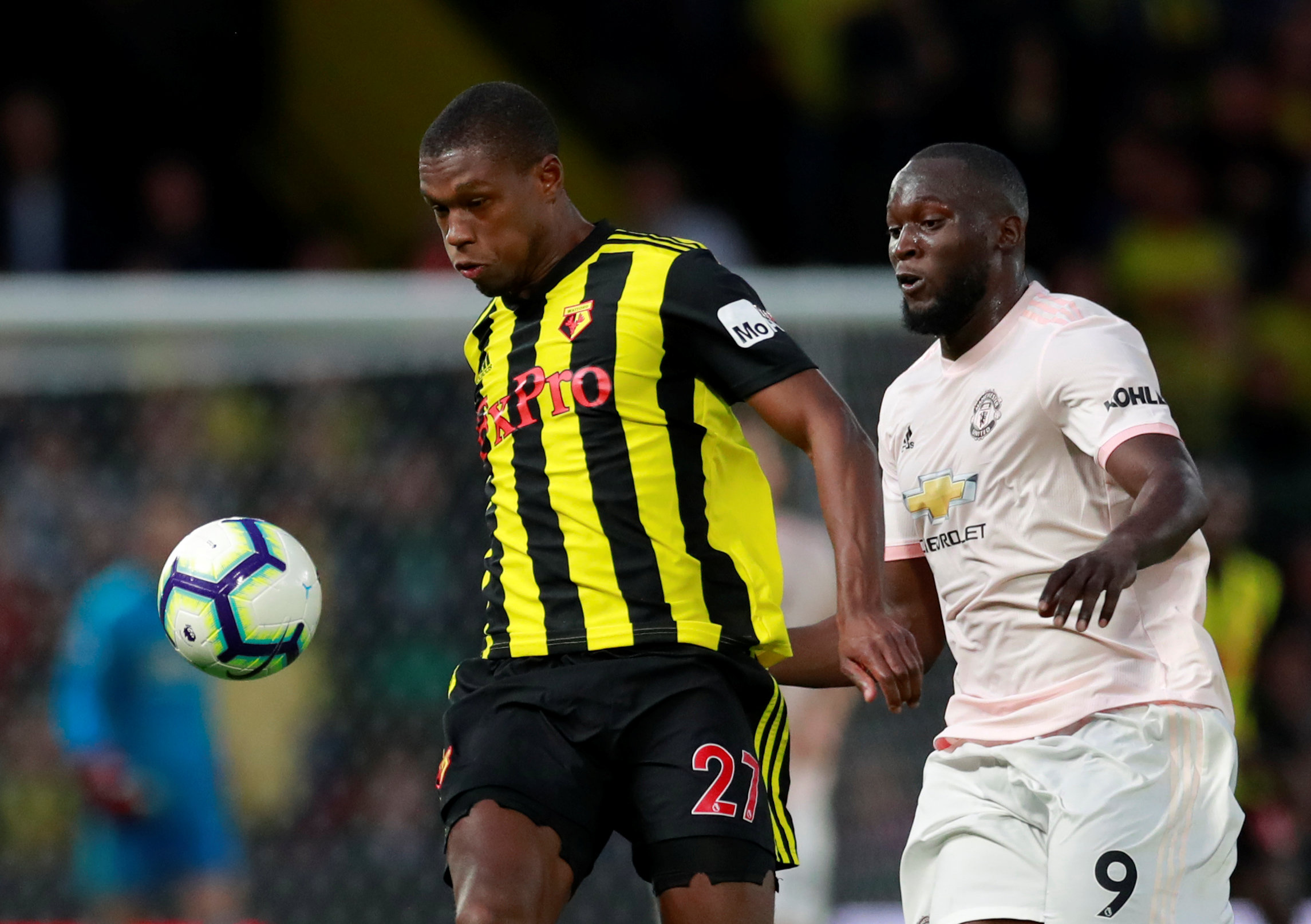 Watfords Christian Kabasele Included In Belgium Squad