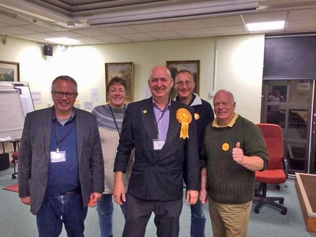 Lib Dems take county seat from Tories