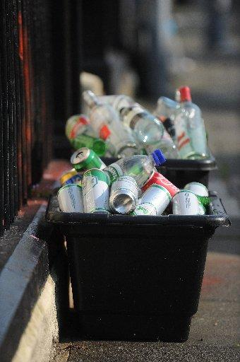 Watford Observer: More rubbish misery as Brighton and Hove recycling goes uncollected