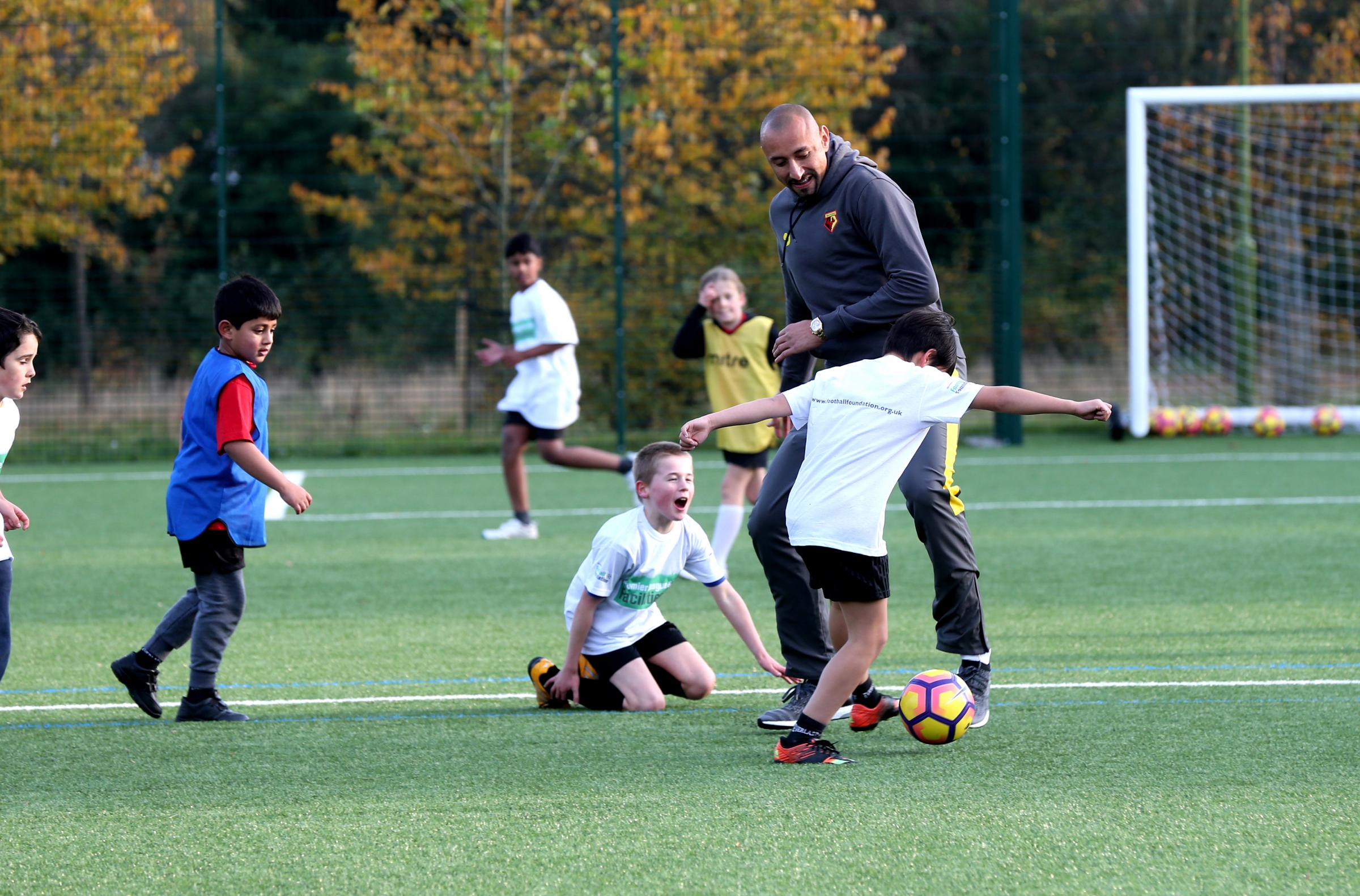 Community centre scores grassroots boost with new initiative