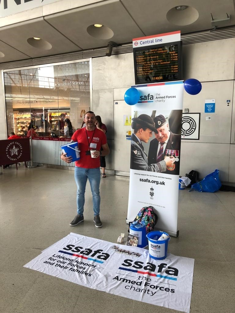 Armed Forces supporter to take on Himalayan challenge