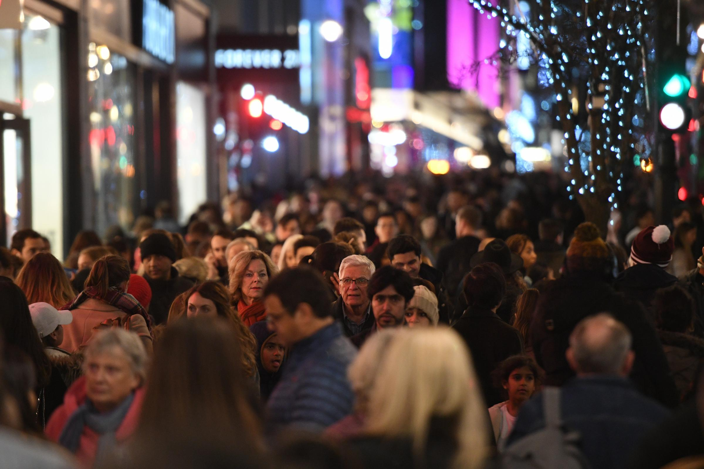 Anti-terror chiefs call on Christmas shoppers to be 'extra eyes and ears'