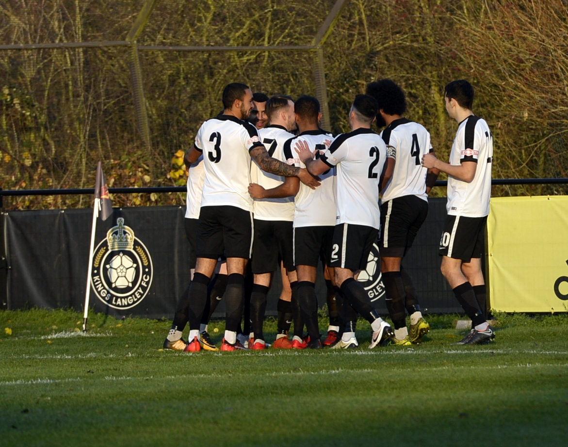 Kings Langley had two wins to celebrate this week. Picture: Len Kerswill
