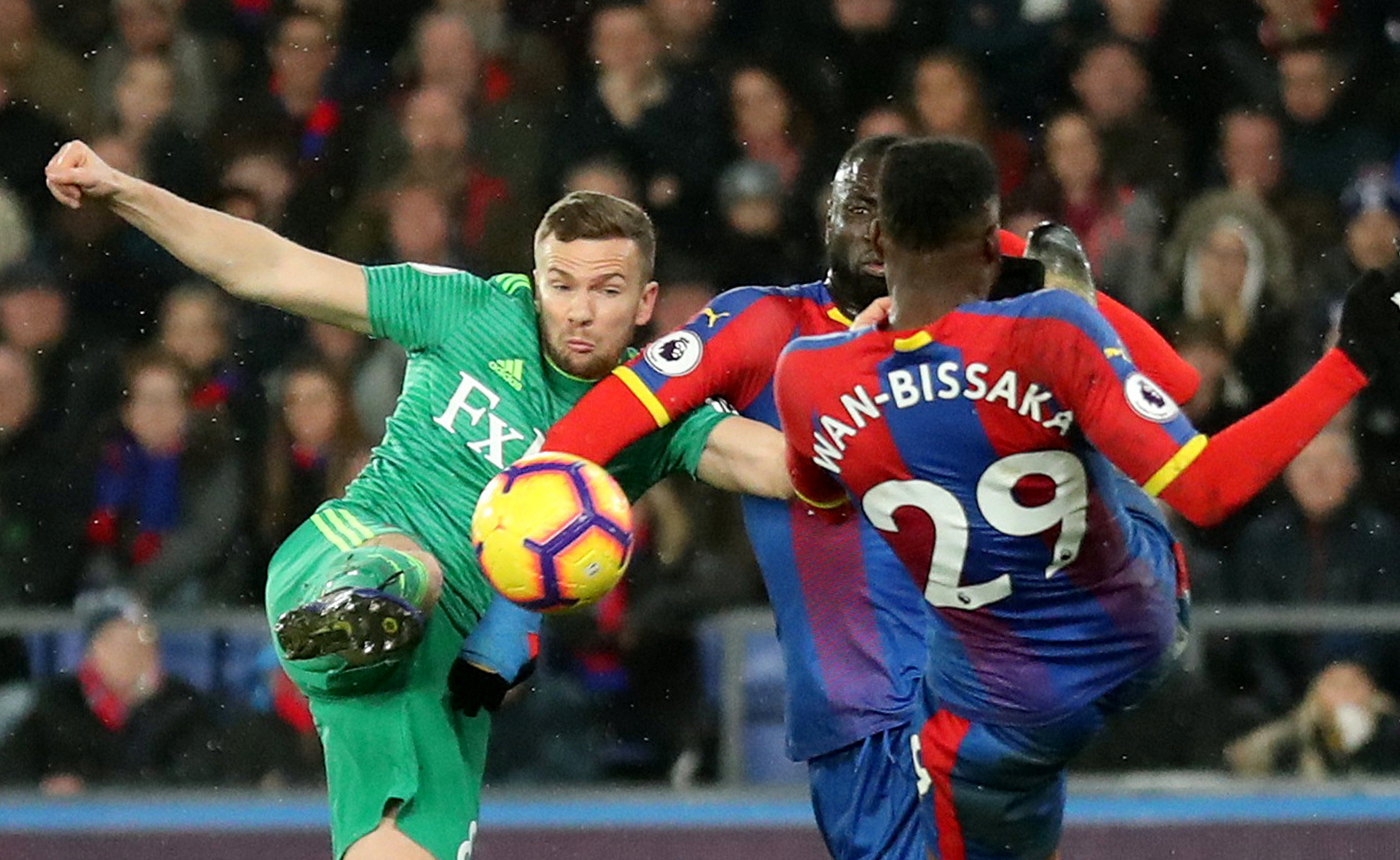 Hornets draw Palace in the FA Cup quarter final
