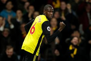 Doucoure planning for future in the Champions League