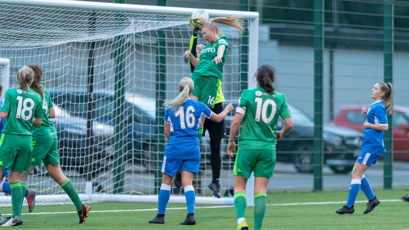 Watford Ladies lost 1-0 away at Cardiff City Ladies. Picture: AW Images