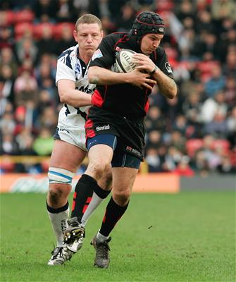 Nick Lloyd has been released by Saracens. Picture: Action Images