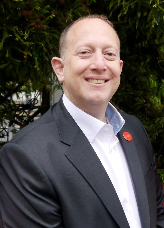 Cllr Jeremy Newmark, who represents Kenilworth ward in Borehamwood, and is Hertsmere Labour group leader