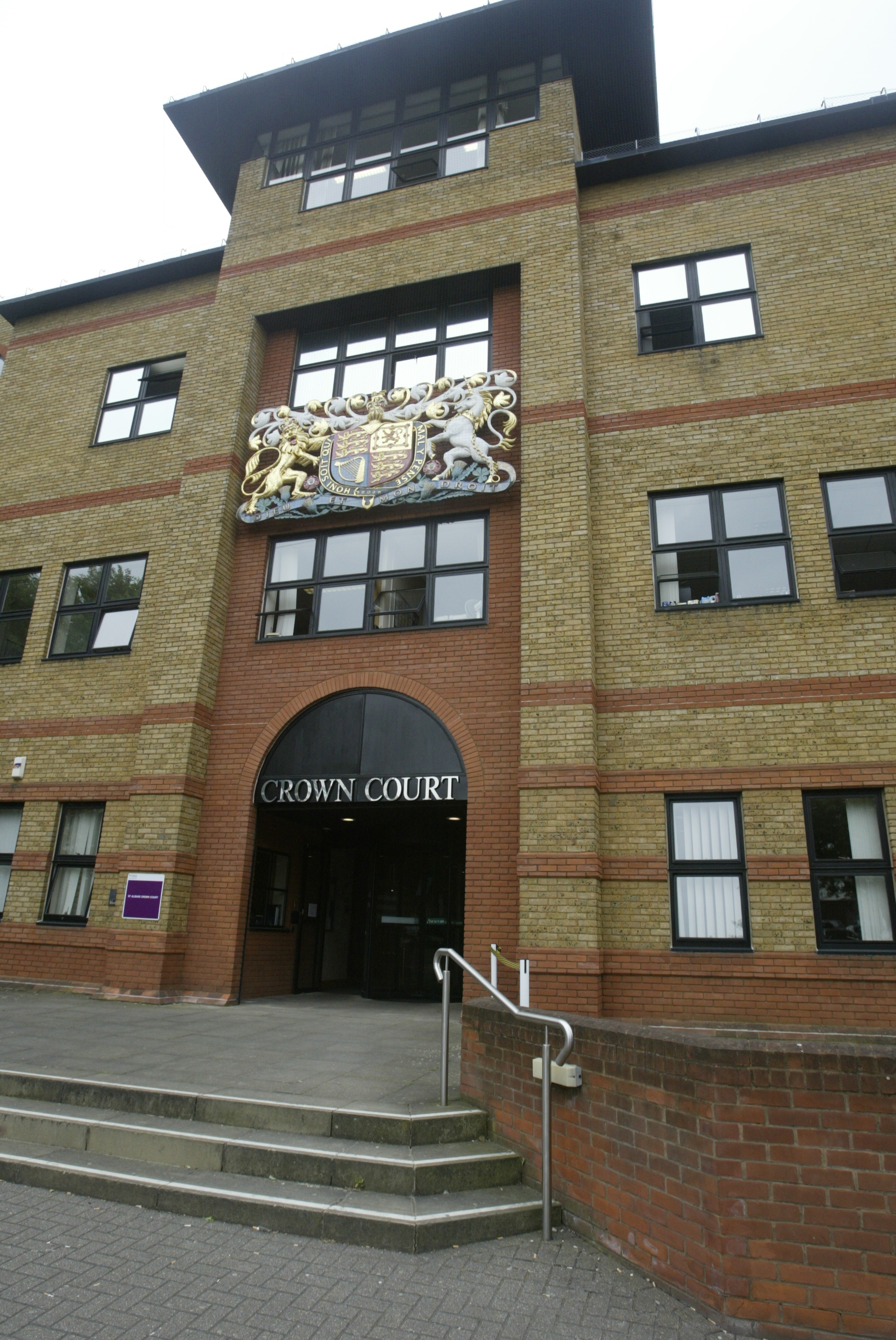 Brown appeared for sentencing at St Albans crown Court