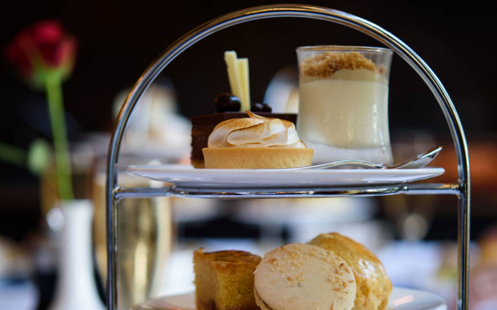 Mothering Sunday Afternoon Tea at the Manor