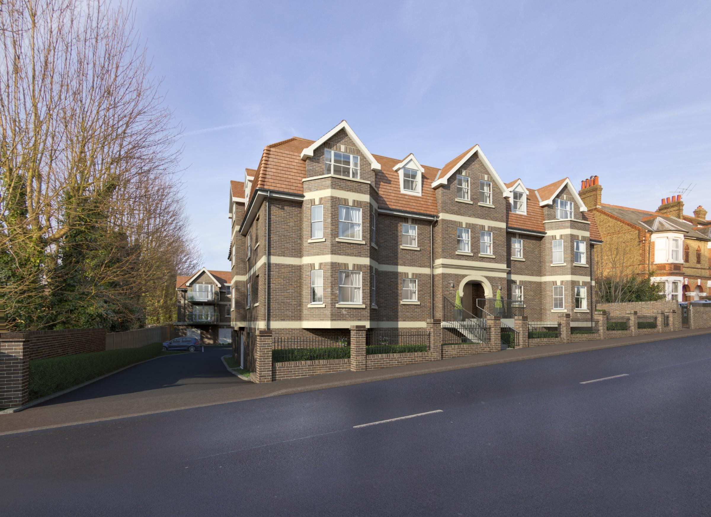 LUXURY NEW HOMES LAUNCH FOR SALE IN BUSHEY HERTFORDSHIRE