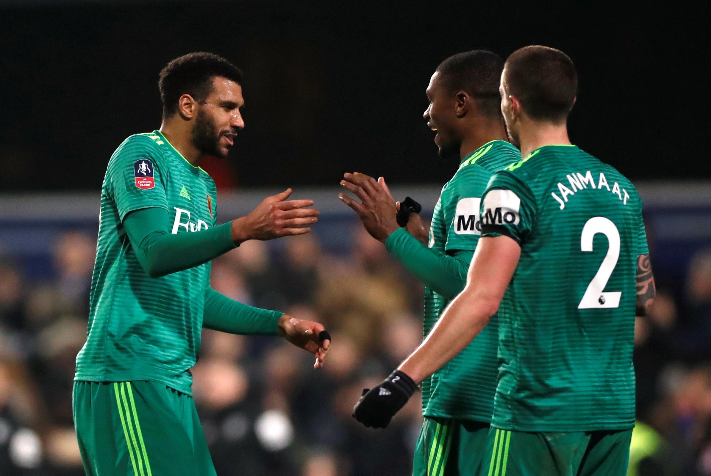 FA Cup quarter-final draw info