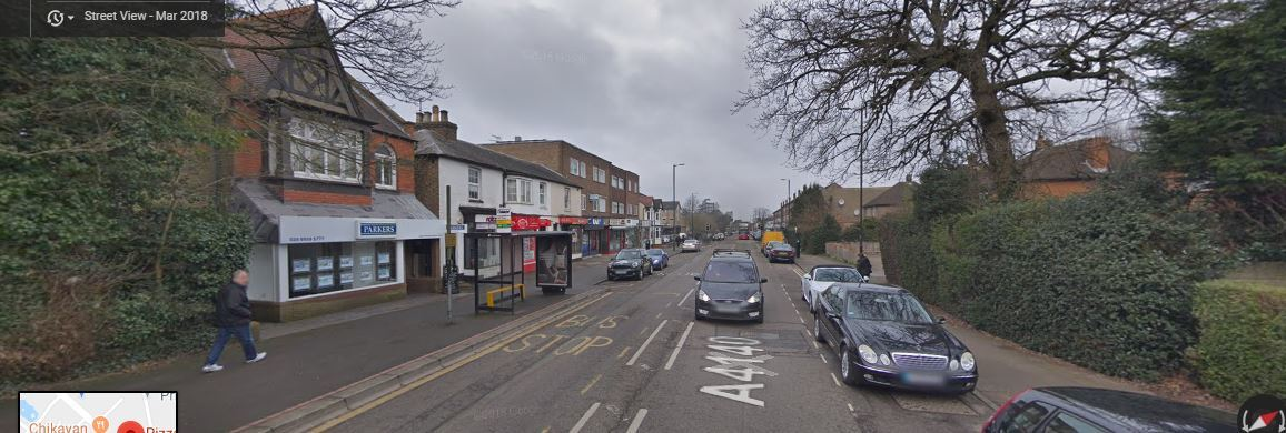 Man Taken To Hospital After Collision In Bushey Heath