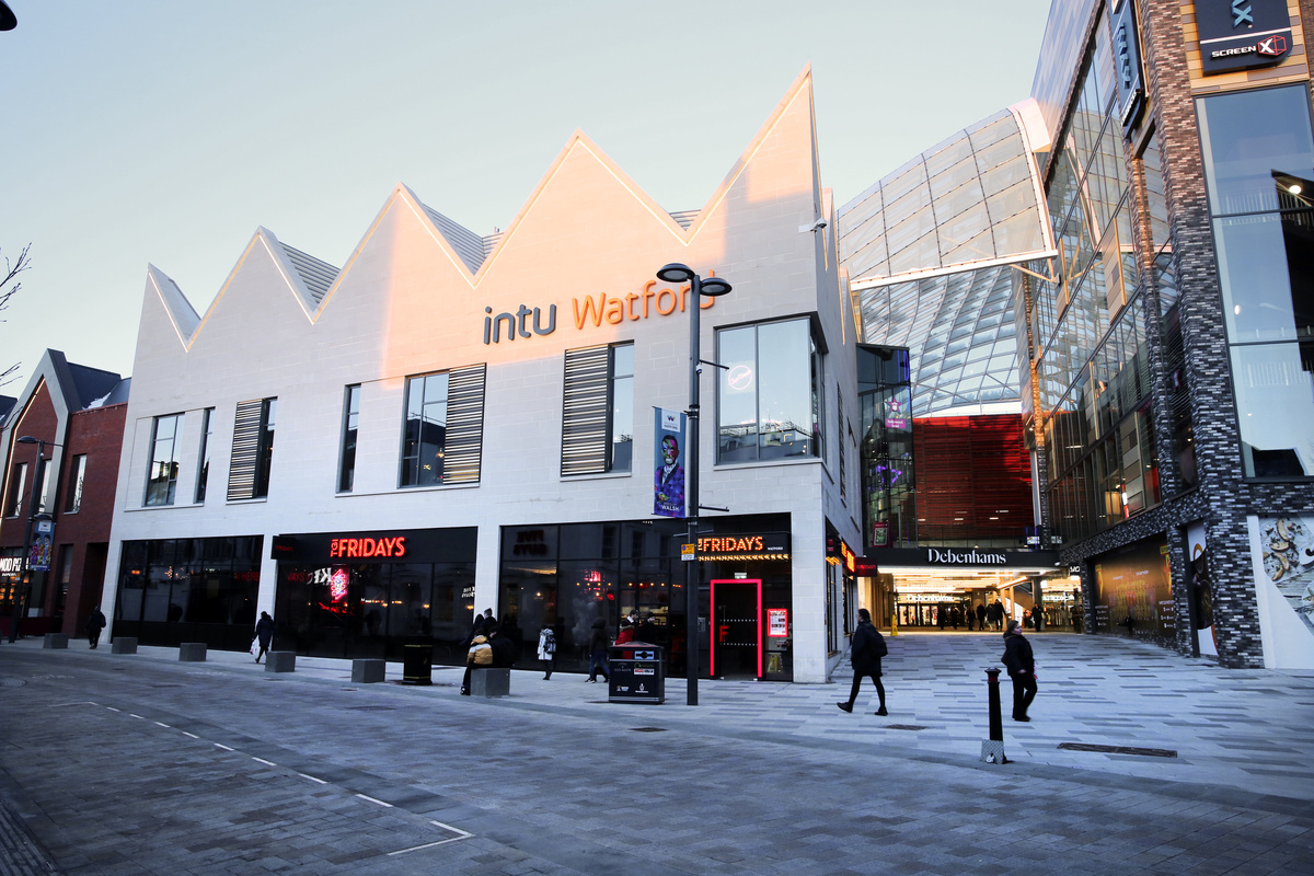 The new intu Watford extension