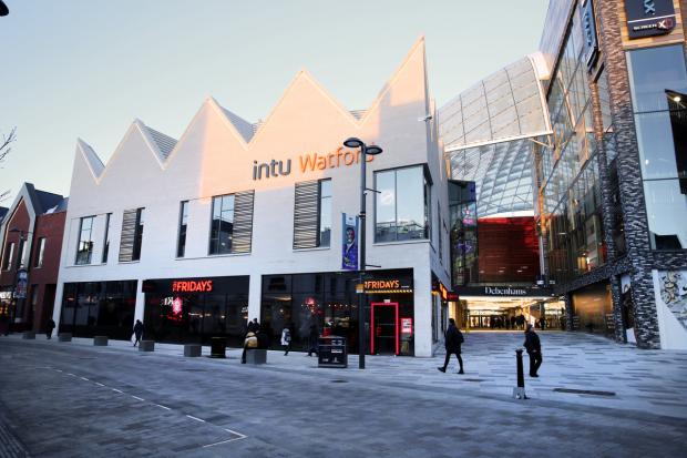 Ten New Shops And Restaurants Opening At Intu Watford In