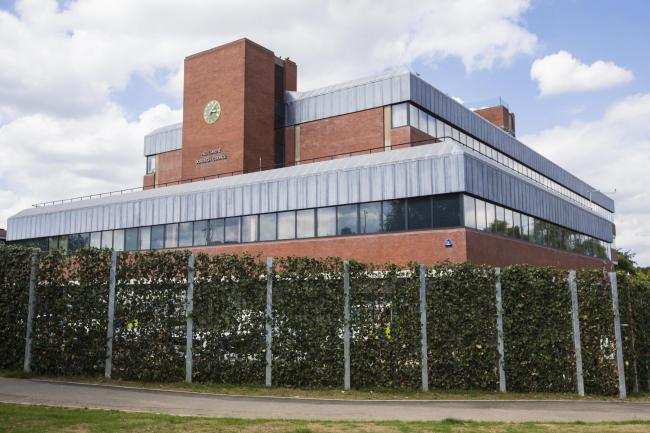 Hertsmere Borough Council's council offices in Borehamwood